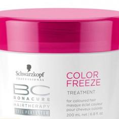 Schwarzkopf Tratament Bonacure pentru ingrijirea parului colorat 750ml - Vopsea de par