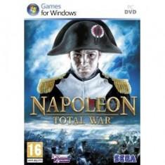 Napoleon Total War Pc - Jocuri PC Sega, Strategie, 16+