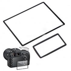 Folie protectie ecran din sticla optica marca Fotga ptr. Nikon D7100 - Accesoriu Protectie Foto