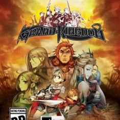Grand Kingdom Ps Vita - Jocuri PS Vita