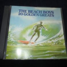 The Beach Boys - 20 Golden Greats _ CD, album _ EMI (UK) - Muzica Rock emi records