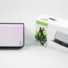 Boxa bluetooth portabila cu functie Power Bank 3600 mAh - Boxa pentru, telefon, card microSD, USB, AUX - Boxa portabila