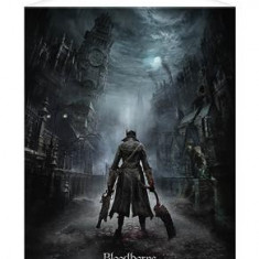 Poster Bloodborne Wallscroll Night Street 100 X 77 Cm - Afis