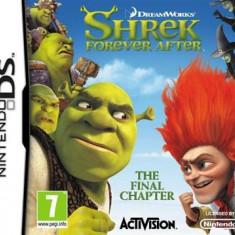 Shrek Forever After Nintendo Ds - Jocuri Nintendo DS Activision