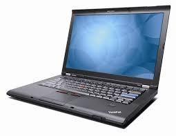 Laptop Lenovo  T400 Core 2 Duo P8600 2.40Ghz 4Gb DDR3 320Gb DVD 14.1 L94