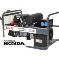 Generator de curent 14kVA, benzina Honda TREZ TR14 - Generator curent