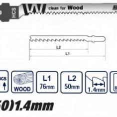 Set panze lemn fierastrau pendular 2Buc, Raider