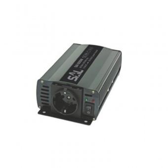 Invertor tensiune, Sal SAI 600W, 12V DC/220V AC foto