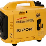 Generator digital tip inverter KIPOR IG 2000, 1.6kVA - Generator curent