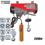 Electropalan 500kG, Raider RD-EH02 - Troliu Auto
