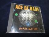 Ace Of Base - Happy Nation _Cd ,album,Barclay (Franta)_anii '90,synth-pop