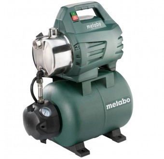 Hidrofor Metabo HWW 3500/25 INOX, 900W, 3500 L/h foto