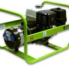 Generator de curent monofazat HONDA - PRAMAC E8000 - 7, 15kVA - Generator curent
