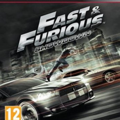 Fast And Furious Showdown Ps3 - Jocuri PS3 Activision
