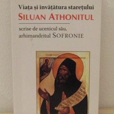 SILUAN ATHONITUL - INTRE IADUL DEZNADEJDII SI IADUL SMERENIEI - Carti ortodoxe