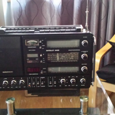 Radio Grundig Satellit 3400 - Aparat radio