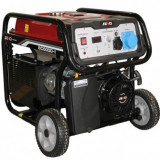 Generator monofazat benzina Senci SC-6000E, 5.5kW, AVR inclus, demaraj electric - Generator curent