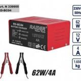 Incarcator acumulator 4A, Raider RD-BC04 - Redresor Auto