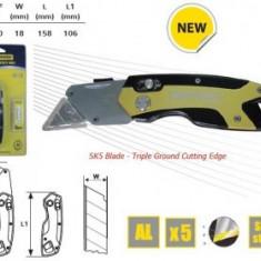 Cutter cu tais trapezoidal 4 lame, TopMaster