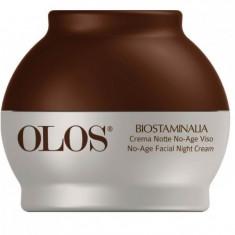 Crema de noapte Olos pentru fata cu efect anti-imbatranire - Crema de fata