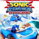 Sonic & All Stars Racing Transformed Xbox360 - Jocuri Xbox 360, Curse auto-moto, 3+