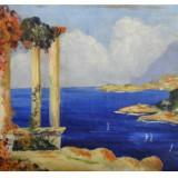 Constantin Ionescu (Constion) *Ulei pe panza - Pictor roman, Peisaje, Altul
