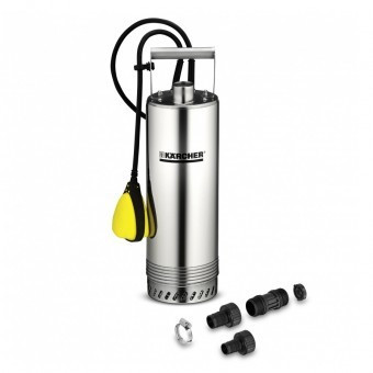 Pompa submersibila cu plutitor Karcher BP 2 Cistern foto