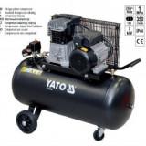 Compresor 100L, 3kW, 350L/min - YATO - YT-23220 - Compresor Service