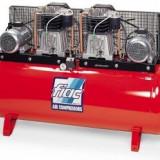 Compresor tandem cu piston 10Bar, profesional, Fiac ABT500/1700 - Compresor Service