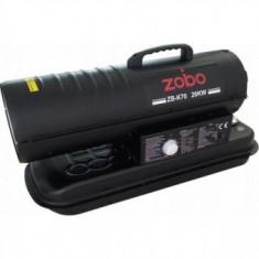 Suflanta de aer cald mobila 20kW diesel Zobo ZB-K70