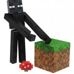 Set Minecraft Core Enderman Action Figure With Accessory - Scule si unelte