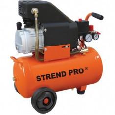 Compresor 24L, 1.8kW, Strend Pro LAF-2525 - Compresor Service