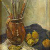 Constantin Vladescu (1890-1951)* Ulei pe panza pe carton - Pictor roman, Peisaje, Altul