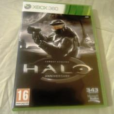 Joc Halo Combat Evolved Anniversary, XBOX360, original, alte sute de jocuri! - Jocuri Xbox 360, Shooting, 16+, Single player