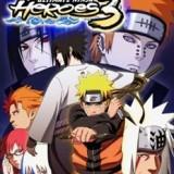 Naruto Shippuden Ultimate Ninja Heroes 3 Psp - Jocuri PSP Namco Bandai Games, Actiune, Multiplayer