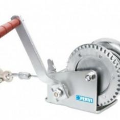 Troliu manual 500kG, 10m, FERVI-ITALIA 0070/C - Troliu Auto