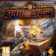 Motorstorm Apocalypse Ps3 - Jocuri PS3 Sony, Curse auto-moto, 12+