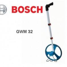 Roata de masurare Bosch GWM 32 - Nivela laser cu linii
