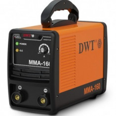 Invertor de sudura DC MMA, 160A, DWT Swiss MMA-160