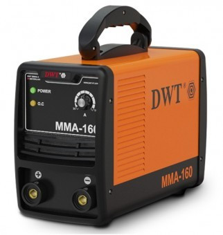 Invertor de sudura DC MMA, 160A, DWT Swiss MMA-160 foto