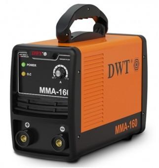 Invertor de sudura DC MMA, 160A, DWT Swiss MMA-160 foto mare