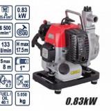 "Motopompa benzina 1, 133L/min. Raider RD-GWP02"" - Pompa gradina"