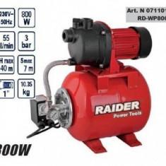 Hidrofor 800W, Raider RD-WP800
