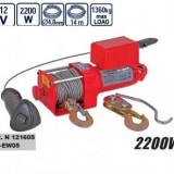 Troliu electric 2200W, Raider RD-EW05 - Troliu Auto