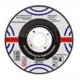 Disc taiere metal 125x1.6mm, Raider 160117