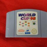 WORLD CUP 98 . NINTENDO JOC .