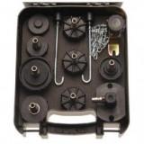 Set adaptoare pentru aerisitor lichid frana, BGS 8316 - Consumabile Service