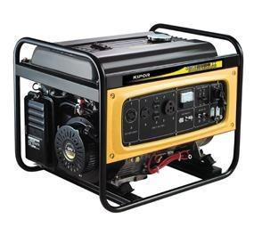 Generator de curent monofazat KIPOR KGE 2500 X, 2.2kVA foto mare