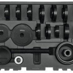 Set pentru schimbat rulment roata fata 23 buc, YATO YT-2541 - Scule ajutatoare Service