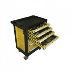 Dulap scule pentru service echipat 220 piese Topmaster Profesional - Dulap scule Service